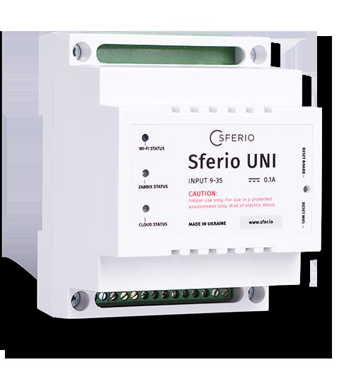 wifi control - SFERIO